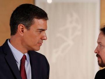LaSexta Noticias (21-09-19) Pedro Sánchez y Pablo Iglesias recrudecen los reproches en el arranque de precampaña