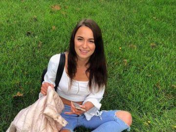 La joven hallada muerta en Reino Unido