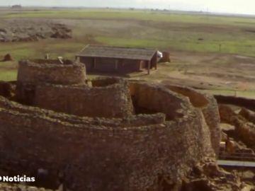Antena 3 Noticias visita La Motilla del Azuer, el pozo más antiguo de la Península Ibérica
