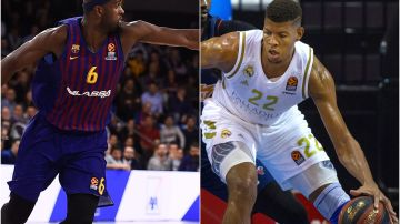 Supercopa de Baloncesto. Barcelona - Real Madrid