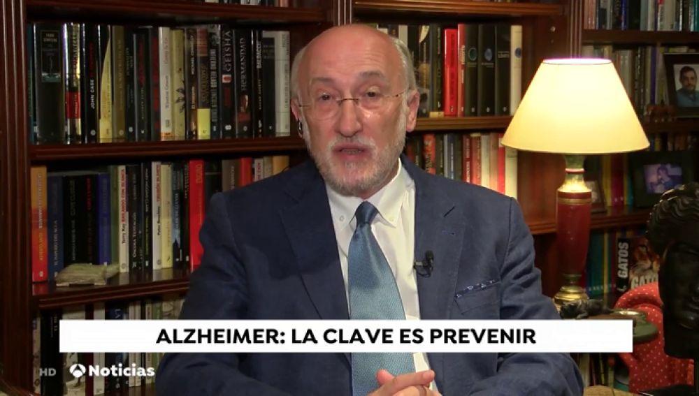 El catedrático de medicina genómica Ramón Cacabelos