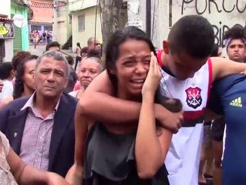 Río de Janeiro se moviliza tras la muerte de una niña durante una operación policial