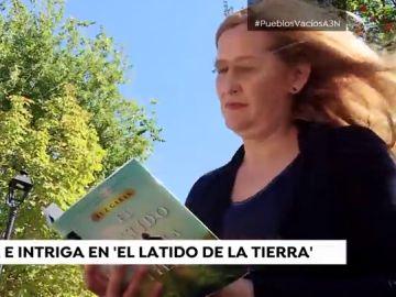 El nuevo libro de Luz Gabás nos adentra en una historia de misterio y amor ambientada en la España despoblada