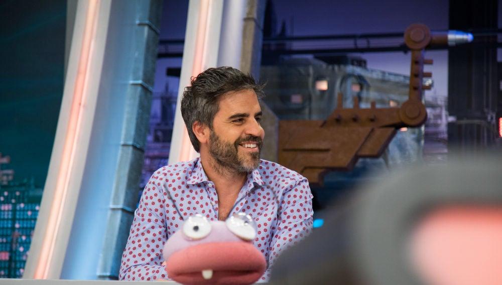 """La """"polémica entrevista"""" de Ernesto Sevilla a Karra Elejalde y Eduard Fernández en 'El Hormiguero 3.0'"""