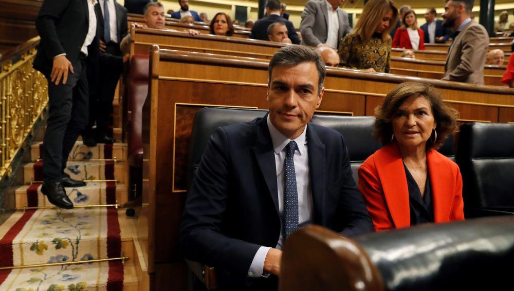 Pedro Sánchez ya valoró positivamente el posible salto a la política nacional de Iñigo Errejón a la política nacional