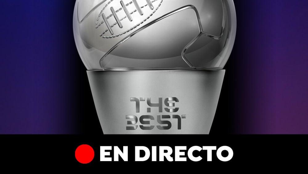 The Best 2019: Gala, premios y ganadores de la FIFA, en directo
