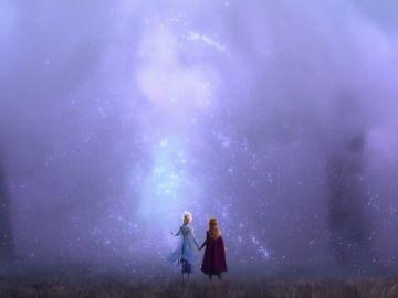 Elsa y Anna se enfrentan a su mayor peligro en 'Frozen 2'
