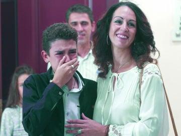 Eva González hace realidad los sueños de Hugo Sánchez antes de su participación en 'La Voz Kids'