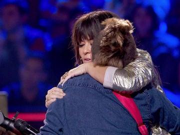 """Vanesa Martín se hace con la voz de Aiert Alberdi: """"Tienes una personalidad brutal"""""""