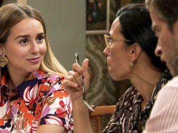 Marcelino y Manolita piden a Luisita que actúe de hermana 'infiltrada' con Manolín