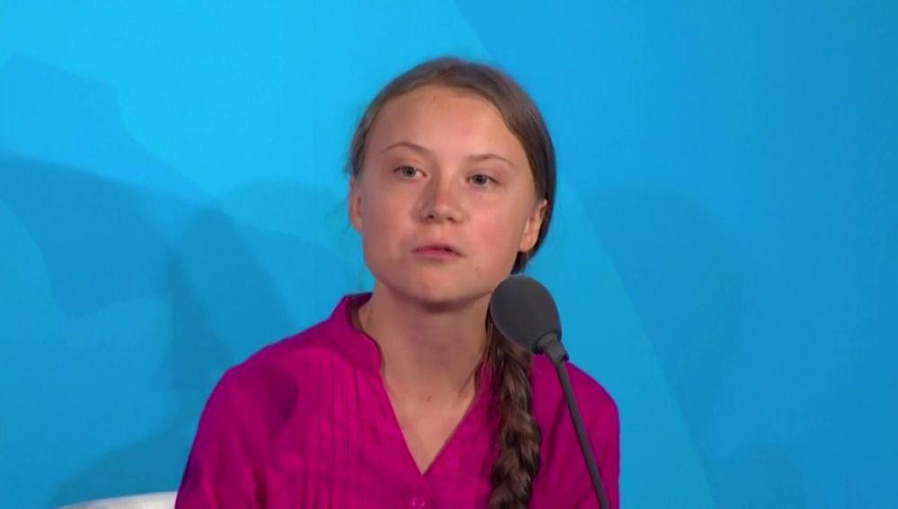 Discurso completo de Greta Thunberg en la Cumbre del Clima