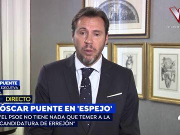 Óscar Puente.
