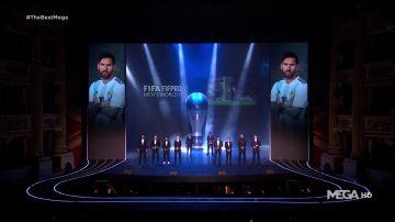 Estos son los once jugadores que forman el mejor once de la gala The Best FIFA 2019