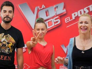 La Familia Carameluchi realiza el TOP 5 de la tercera y cuarta noche de Audiciones a ciegas de 'La Voz Kids'