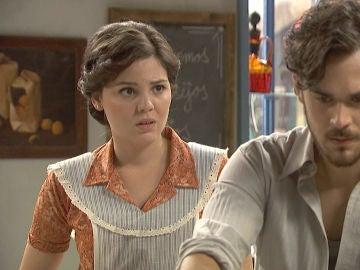 Marcela confiesa un gran secreto ante Matías