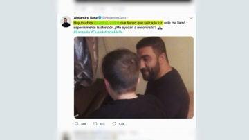 Chavito, el niño que Alejandro Sanz quiso encontrar a través de las redes sociales, llega a 'La Voz Kids'