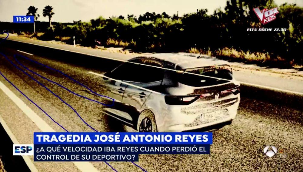 Accidente José Antonio Reyes.
