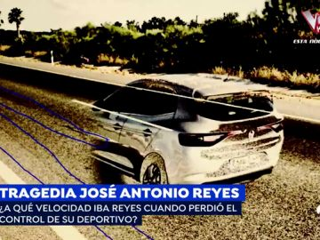 Accidente José Antonio Reyes.