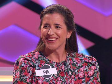 El nombre 'redondo' de Eva, concursante de '¡Boom!'