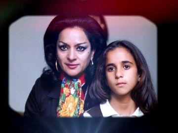 """Así ha sido la infancia de Rosario Flores: """"Cuando mis padres iban de gira nos llevan a nosotros también"""""""