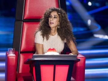 Rosario Flores confiesa qué es lo más duro de 'La Voz Kids'