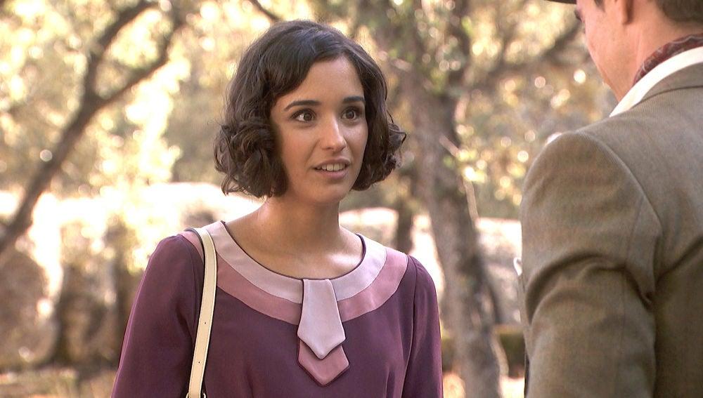 'El secreto de Puente Viejo': Adolfo sorprende a Rosa con un regalo perfecto
