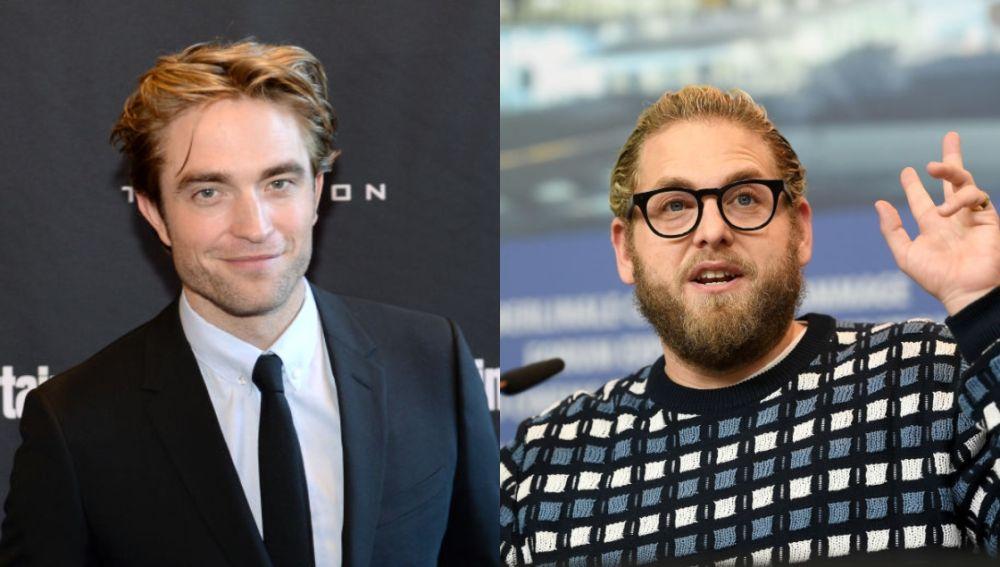 Robert Pattinson y Jonah Hill