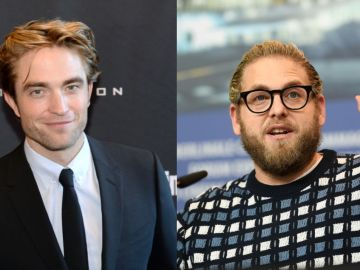 Robert Pattinson y Jonah Hill