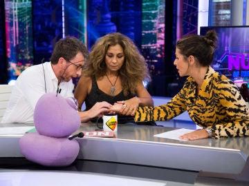 Nuria Roca destapa la carta astral de Pablo Motos en 'El Hormiguero 3.0'