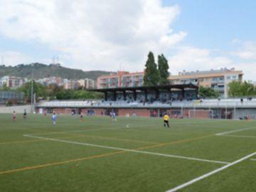 campo de fútbol Trinitat Vella