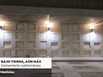 Construyen un cementerio subterráneo en la Ciudad Santa de Israel ante la escasez de tumbas