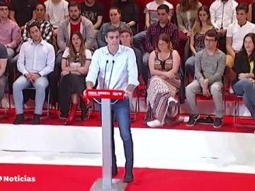 PSOE, PP y Ciudadanos centran su discurso de precampaña en la creación de pactos
