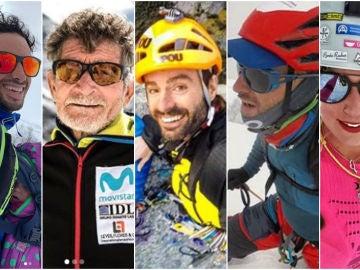 ¿Quién es tu alpinista favorito?
