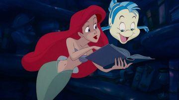 Fotograma de 'La Sirenita' de Disney