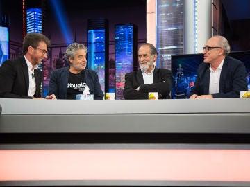 El consejo de Carlos Iglesias en 'El Hormiguero 3.0' a los políticos españoles para las próximas elecciones generales