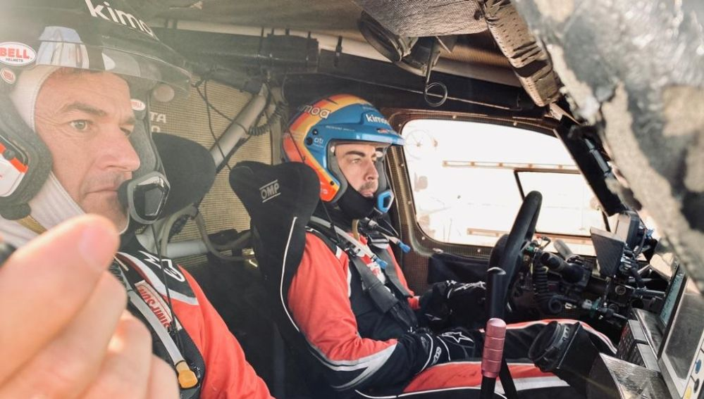 Así es el calendario de Fernando Alonso tras el rally de Marruecos para preparar el Dakar 2020