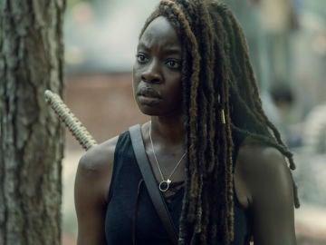 Michonne en 'The Walking Dead'