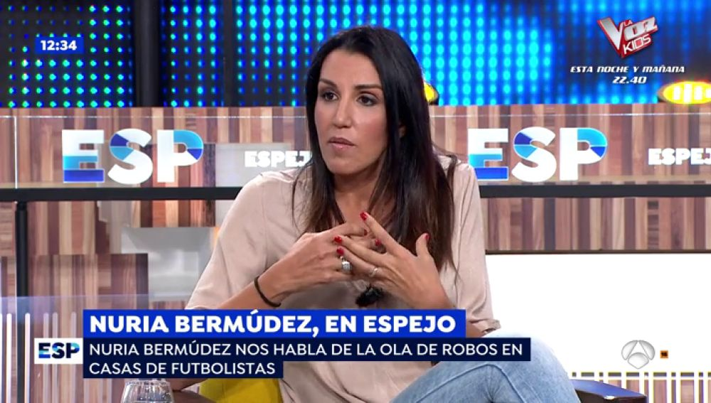 Nuria Bermudez.