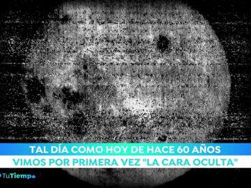 Tal día como hoy hace 60 años vimos por primera vez la cara oculta de la luna