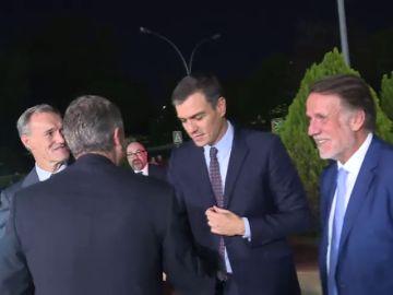 Pedro Sánchez en Antena 3 Noticias