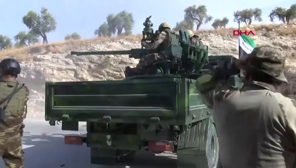 Las tropas de Estados Unidos abandonarán el norte de Siria