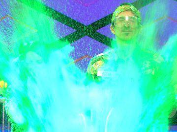 El equipo 'César Augustus' tropieza en '¡Boom!' con un curioso dato sobre Corín Tellado