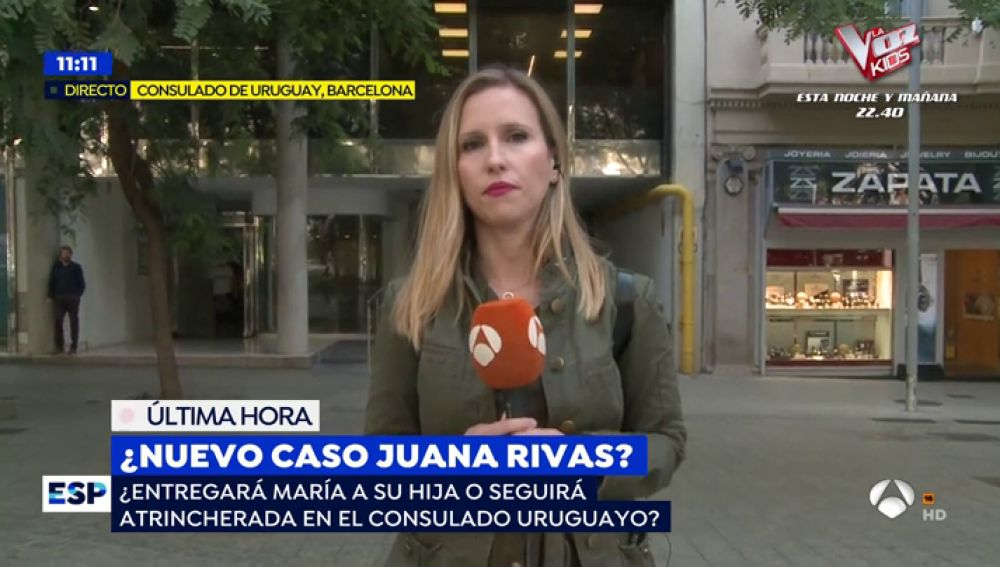 Embajada de Uruguay.