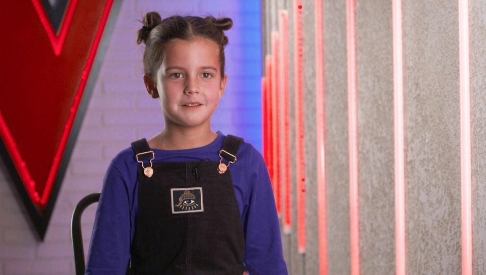 """Alicia Paramés: """"Antes quería ser arquitecta porque quería construir 'Chuchelandia'"""""""