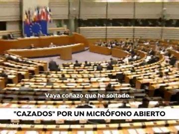 Pablo Casado y Juan Manuel Moreno son los últimos políticos sorprendidos por un micrófono abierto