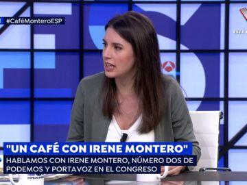Irene Montero.