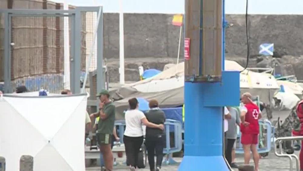 Búsqueda de un joven en Tenerife