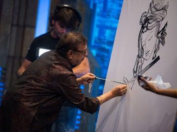 El doctor BKS Varma se gana la ovación de 'El Hormiguero 3.0' con un arte muy personal