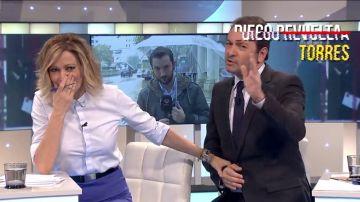 Los momentos más divertidos de Susanna Griso en 'Espejo Público' en su 50 cumpleaños