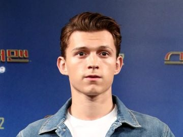 Tom Holland, protagonista de 'SpiderMan'